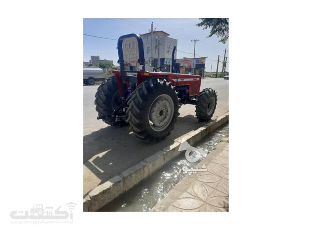 فروش تراکتور دسته دوم قیمت مناسب در البرز