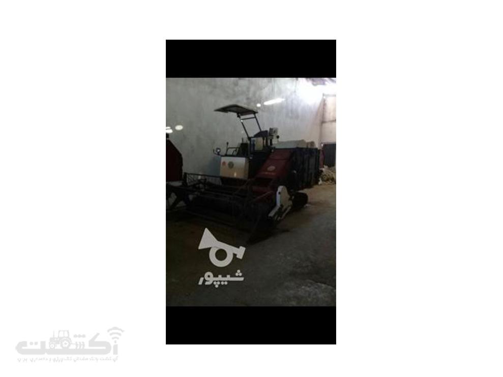 فروش کمباین دسته دوم در مازندران