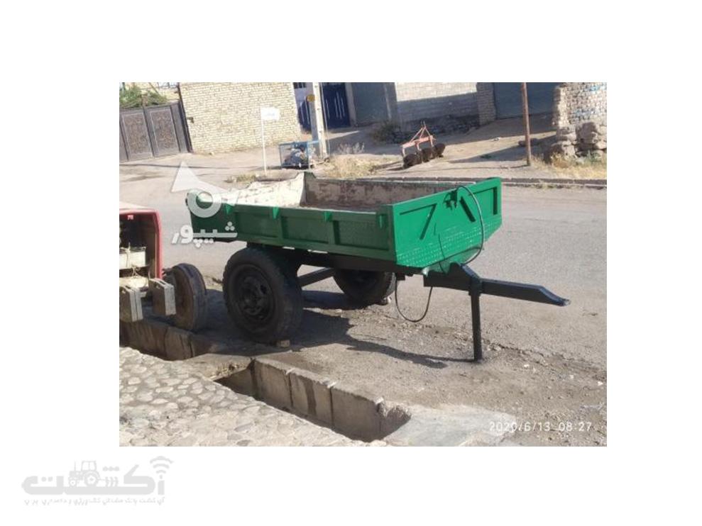 فروش تریلی دسته دوم در زنجان