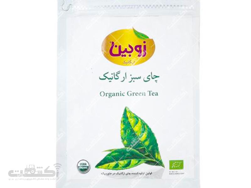 شرکت چای زوبین تولید کننده چای