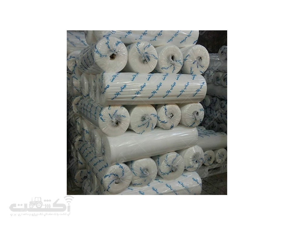 شرکت مهتاب پلاست تولیدکننده انواع پلاستیک و خاکپوش های کشاورزی