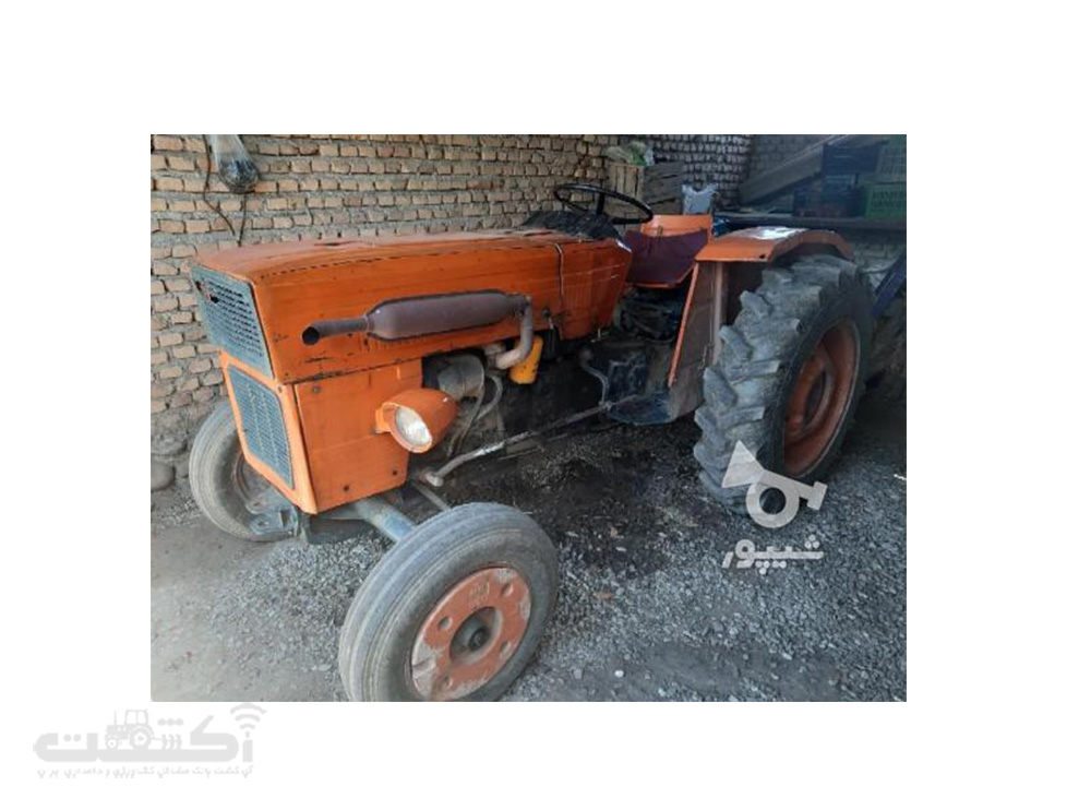فروش فوری تراکتور فیات دسته دوم در گلستان