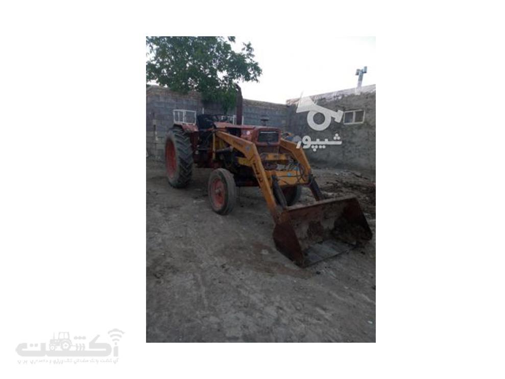 فروش تراکتور رومانی دسته دوم قیمت مناسب در همدان