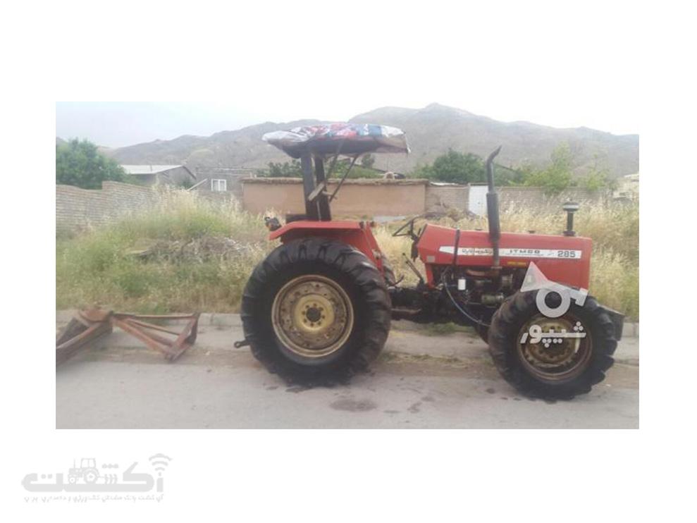 فروش تراکتور فرگوسن دسته دوم در قزوین