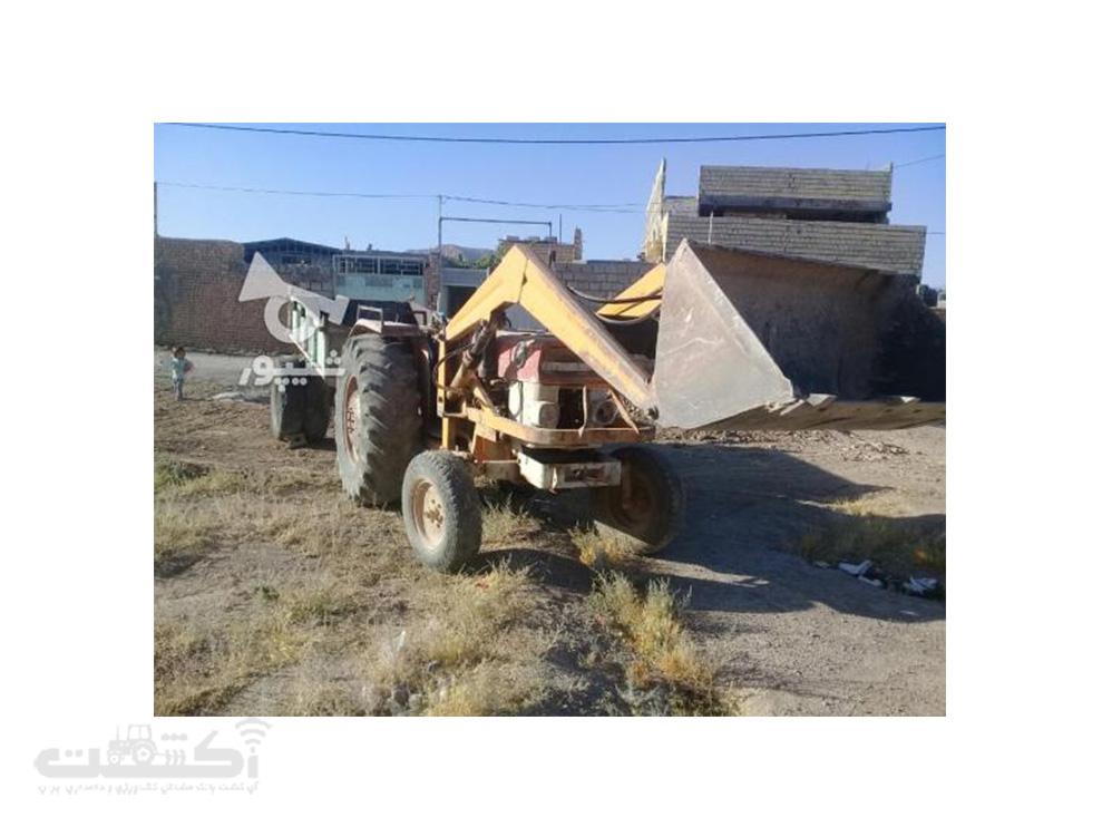 فروش تراکتور فرگوسن دسته دوم قیمت مناسب در اصفهان