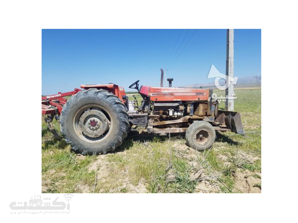 فروش تراکتور کارکرده تمیز در آذربایجان شرقی