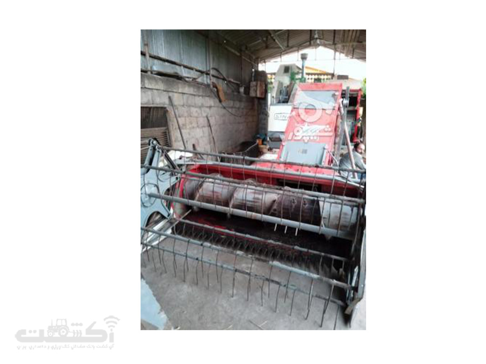 فروش کمباین دسته دوم قیمت مناسب در مازندران