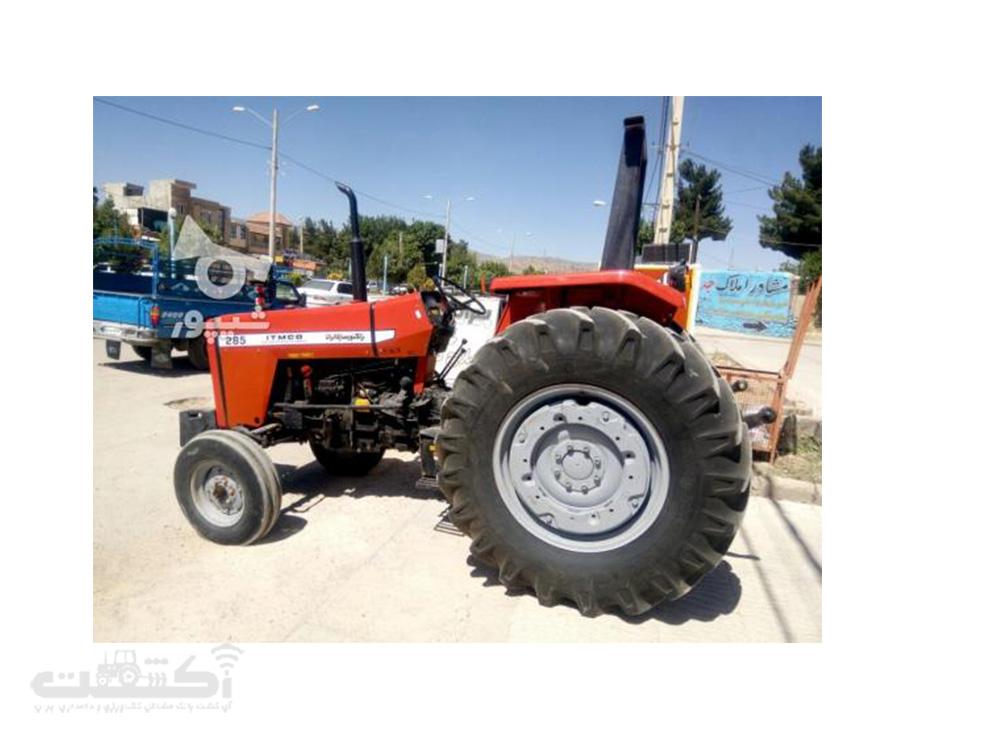 فروش تراکتور دسته دوم در فارس