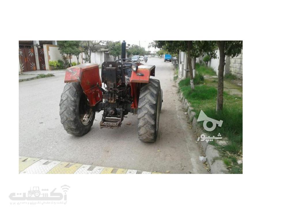 فروش تراکتور فیات دسته دوم قیمت مناسب در مازندران