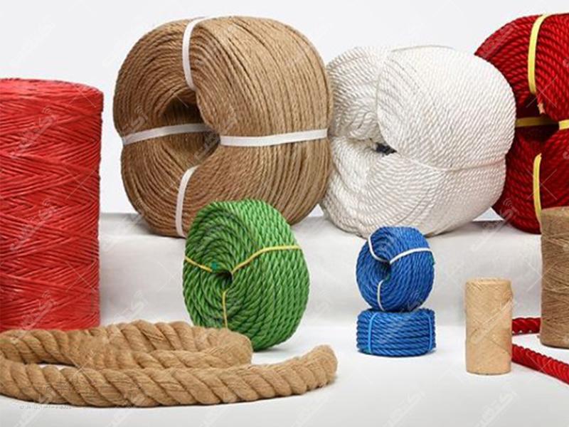 شرکت طناب ایران تولیدکننده نخ های کشاورزی