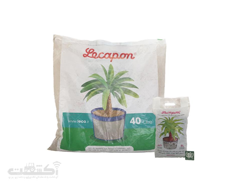 فروش خاک بستر پوکه لیکا پون