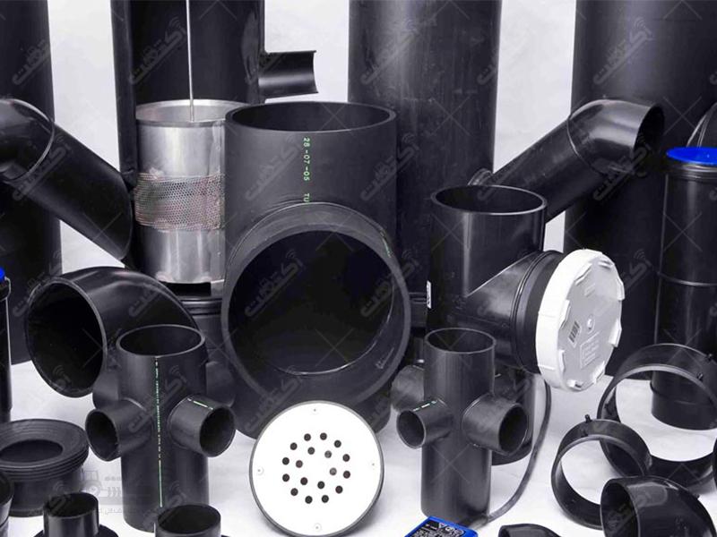 تولید انواع لوله و اتصالات آبیاری