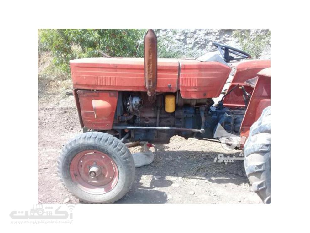 فروش تراکتور فیات دسته دوم قیمت مناسب در گرگان