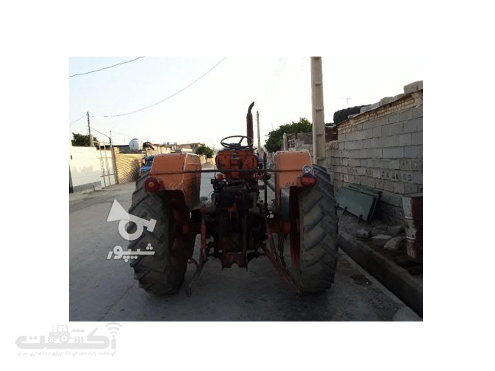 فروش تراکتور رومانی دسته دوم در خوزستان