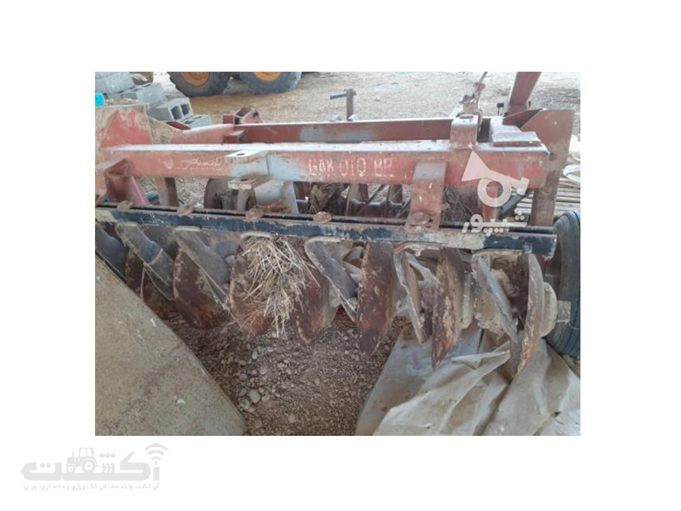 فروش دیسک کشاورزی دسته دوم قیمت مناسب در خوزستان