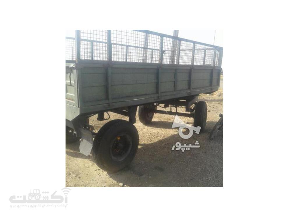 فروش تریلی تراکتور دسته دوم قیمت مناسب در همدان