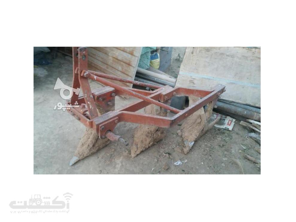 فروش گاوآهن دسته دوم قیمت مناسب در همدان