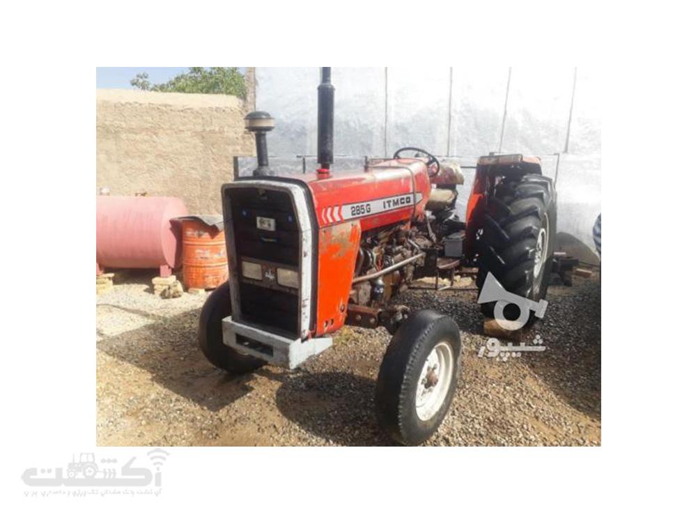 فروش تراکتور فرگوسن کارکرده تمیز در همدان