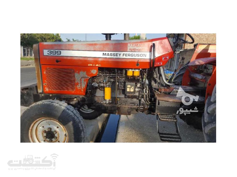 فروش تراکتور کارکرده تمیز در آذربایجان غربی