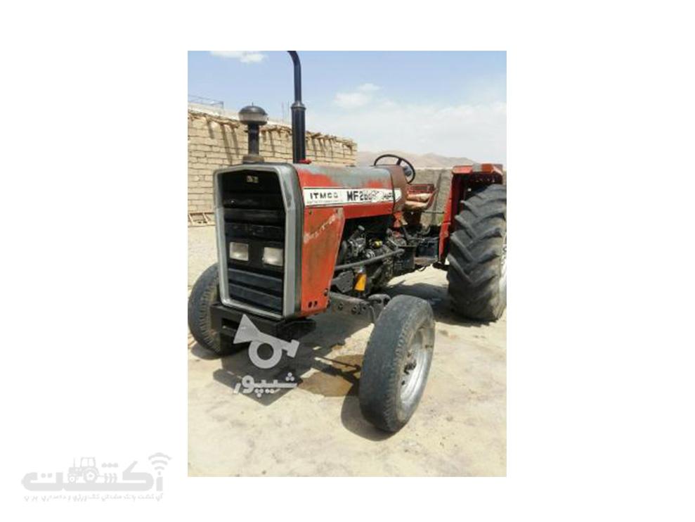 فروش تراکتور دسته دوم قیمت مناسب در همدان
