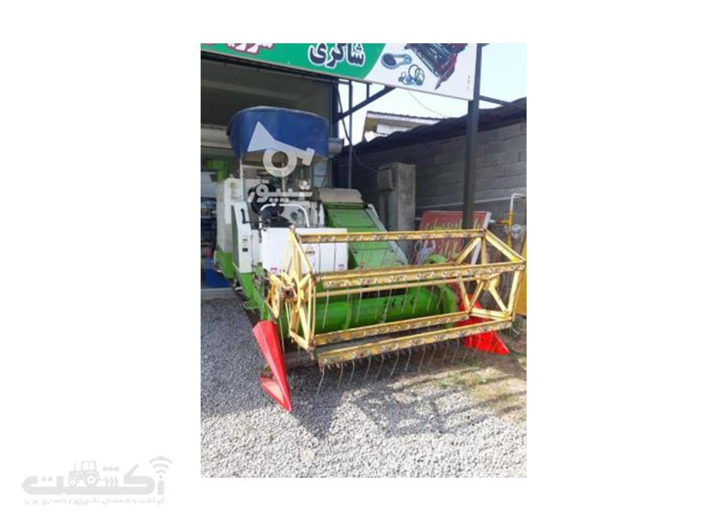 فروش کمباین چری دسته دوم در محمودآباد
