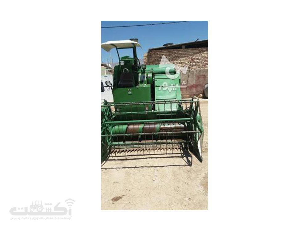 فروش کمباین برنج دسته دوم قیمت مناسب در فارس