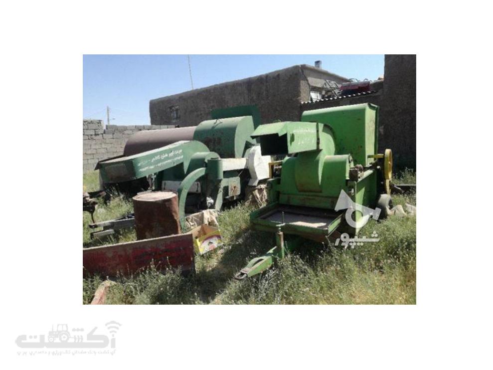 فروش تراکتور خرمنکوب در حد نو در سبزوار