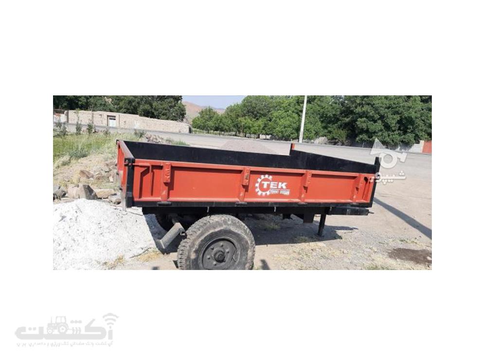فروش تریلی صفر در کرمان