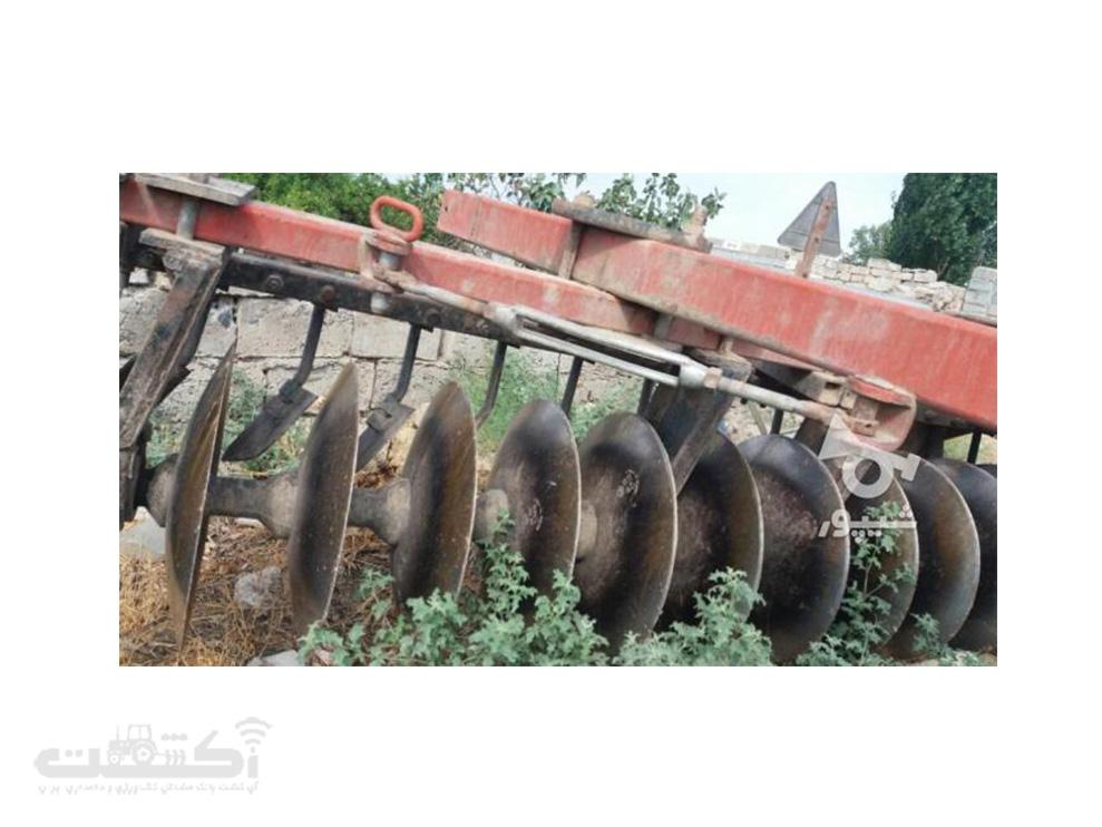 فروش دیسک کشاورزی دسته دوم در اردبیل