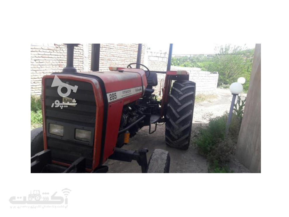فروش تراکتور فرگوسن دسته دوم قیمت مناسب در گیلان