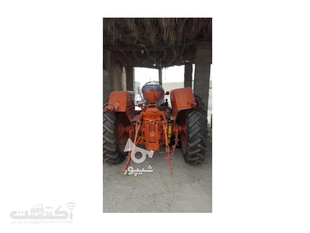 فروش تراکتور رومانی کارکرده تمیز در چابهار