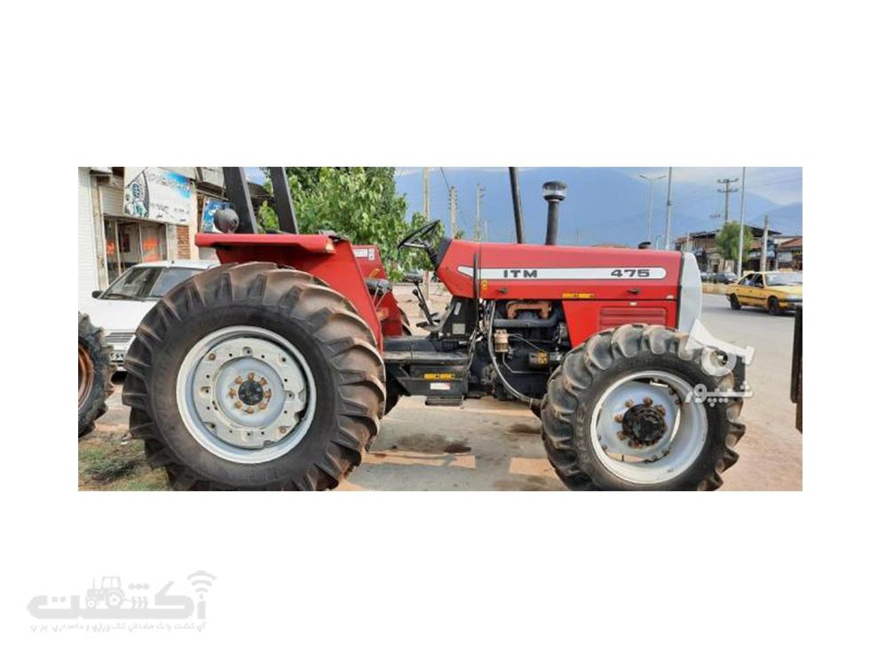فروش تراکتور 475 دسته دوم در علی آبادکتول