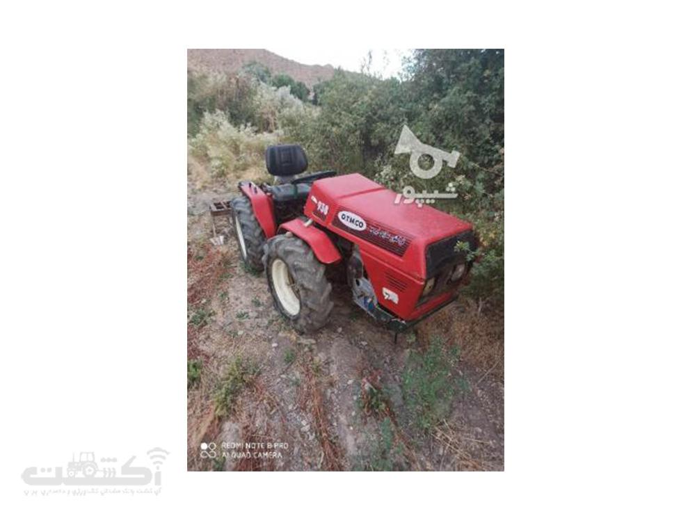 فروش تراکتور دسته دوم قیمت مناسب در یزد
