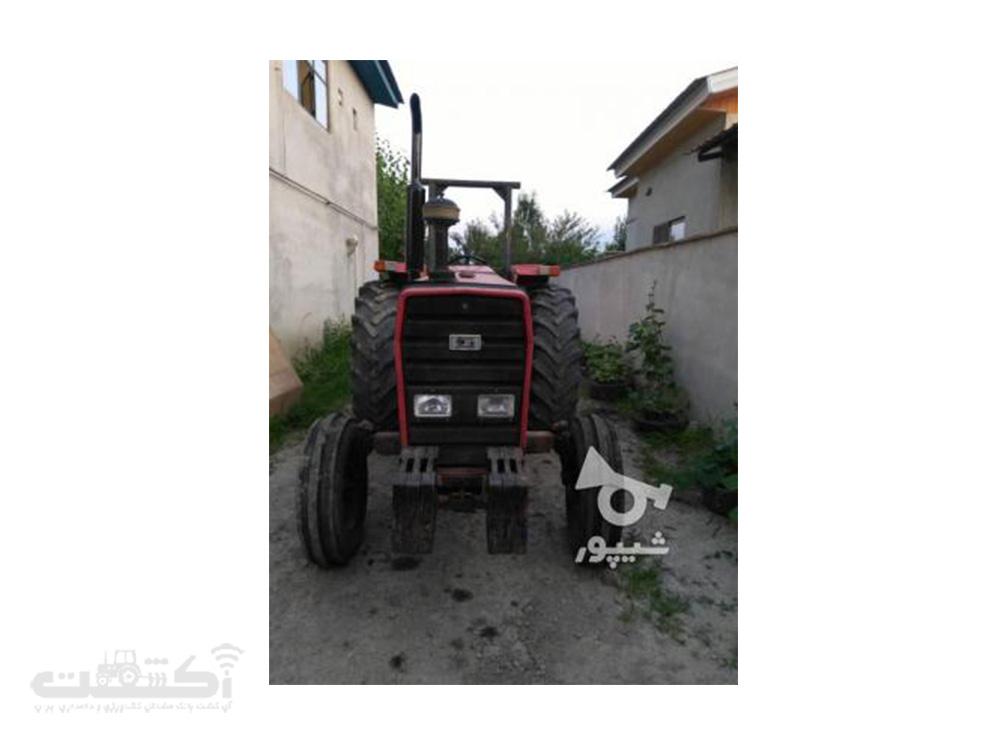فروش تراکتور 285 در حد نو در مازندران
