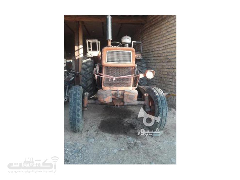 فروش تراکتور رومانی دسته دوم قیمت مناسب در آذربایجان شرقی