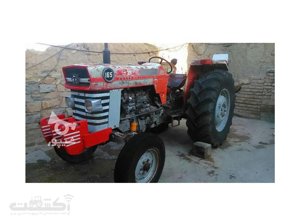 فروش تراکتور کارکرده تمیز در کرمانشاه