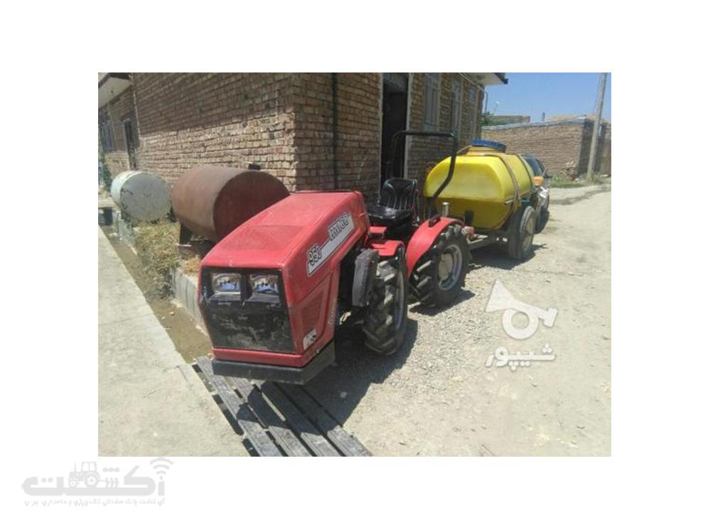 فروش تراکتور باغی دسته دوم در ارومیه