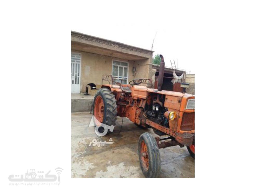 فروش تراکتور رومانی دسته دوم در خرم آباد