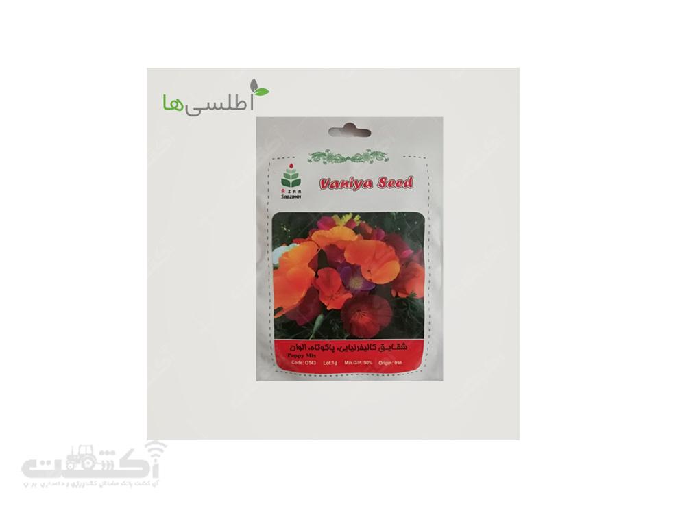 فروش بذر گل شقایق کالیفرنیایی
