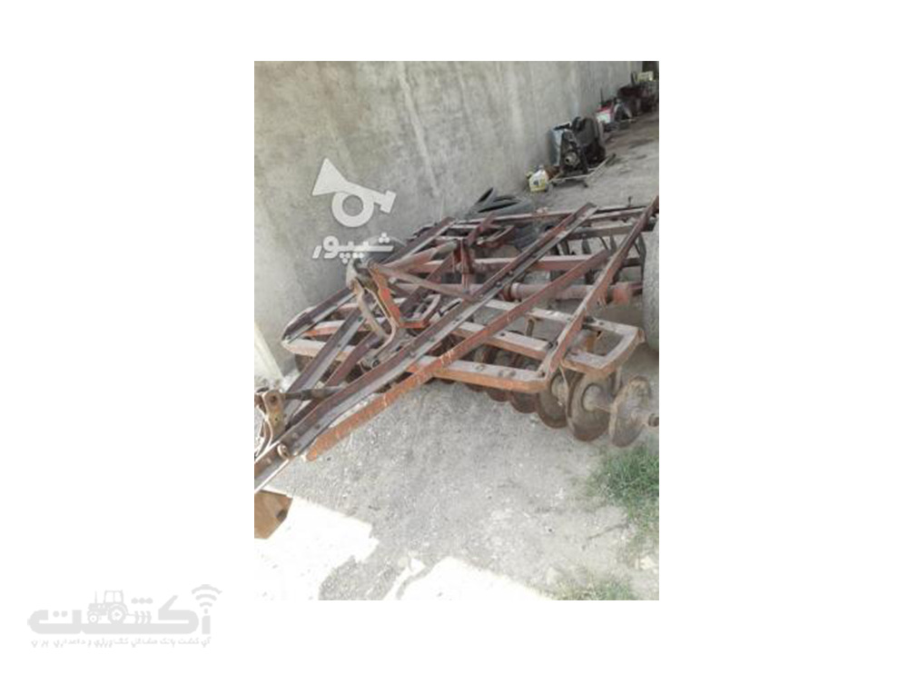 فروش دیسک تراکتور دسته دوم در مازندران