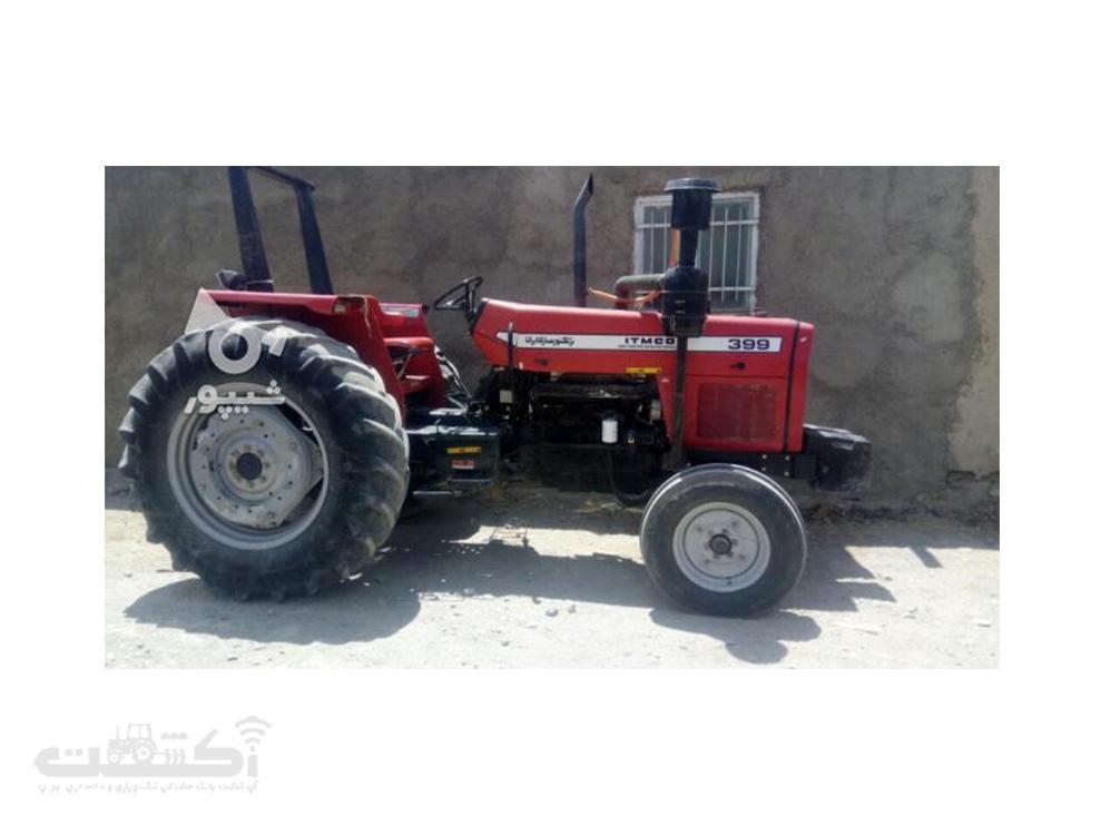 فروش تراکتور 399 دسته دوم در خراسان رضوی