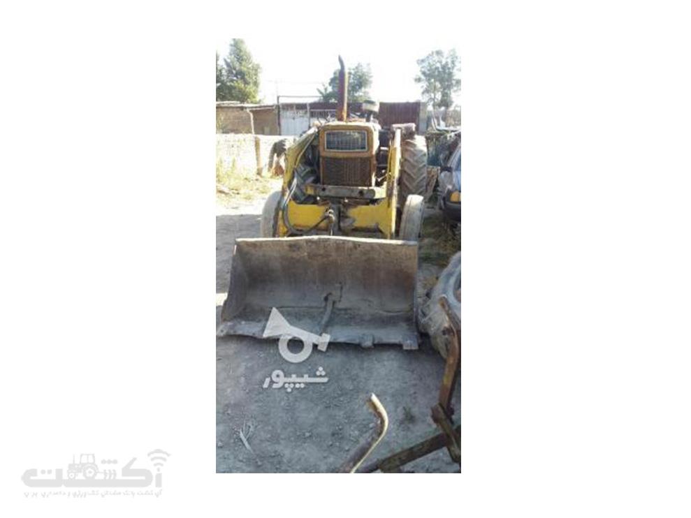 فروش تراکتور رومانی کارکرده تمیز در تهران