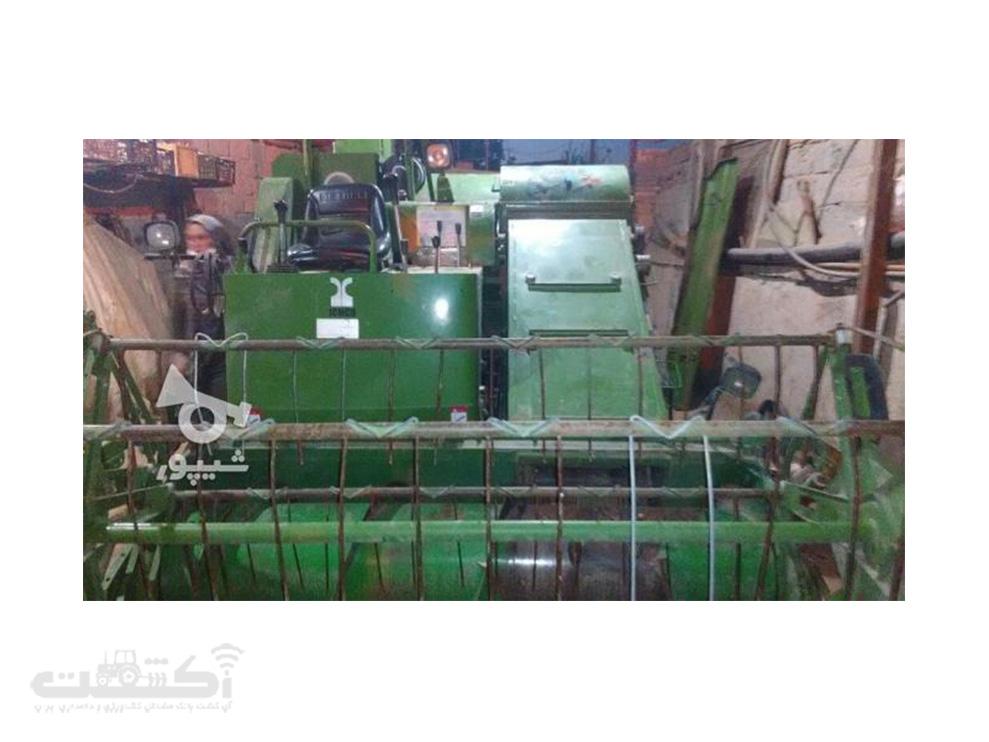 فروش کمباین چری دسته دوم قیمت مناسب در مازندران