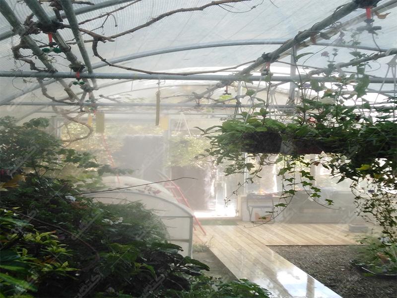مشاوره طراحی اجرا فروش لوازم آبیاری تحت فشار گلخانه فضای سبز
