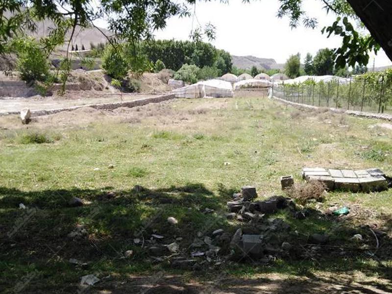 زمین کشاورزی برای باغ یا پرورش