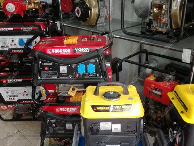 ادوات کشاورزی موتوربرق موتورپمپ تیلر کفکش