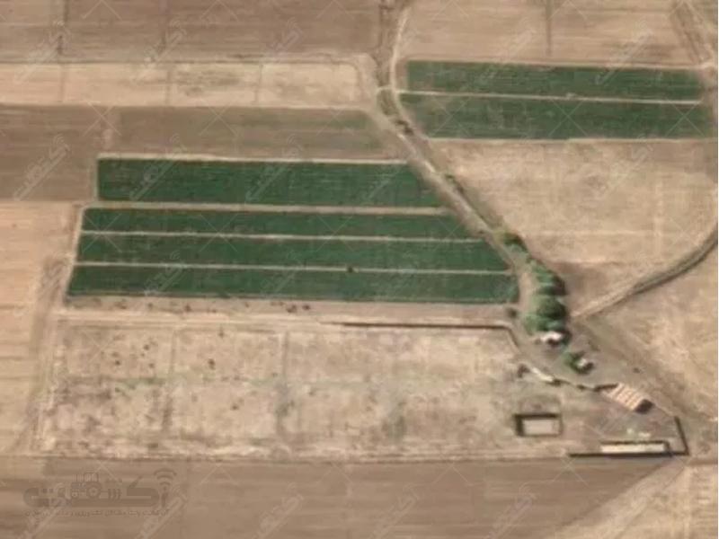 زمین کشاورزی و صنعتی