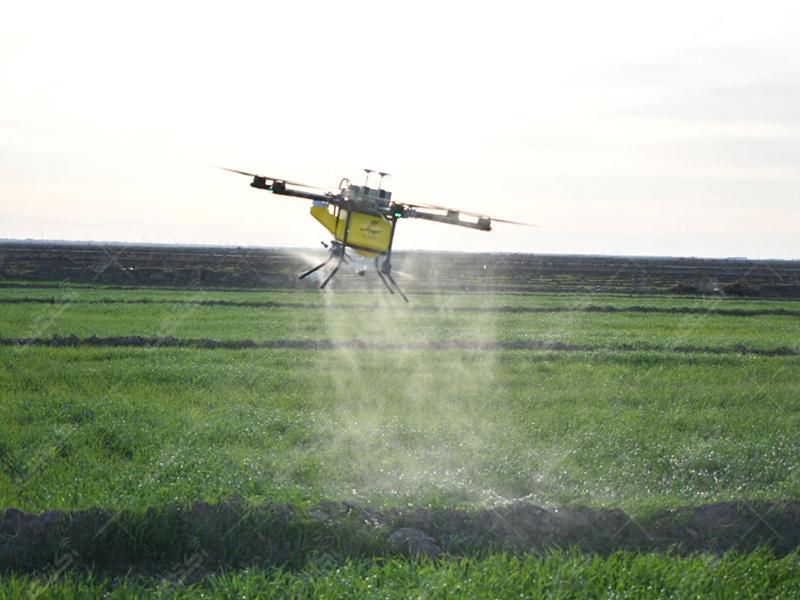 فروش استثنایی پهپادهای کشاورزی