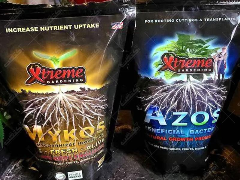 کود و بذر خاک لامپ رشد گیاه گروباکس کشاورزی