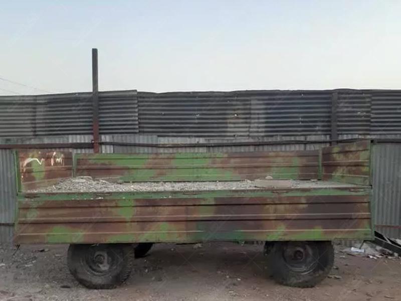 وسایل نقلیه ادوات کشاورزی تریل